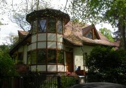rundes Treppenhaus
