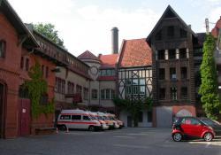Hoffassade