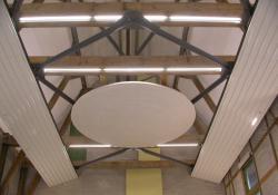 Decke Saal